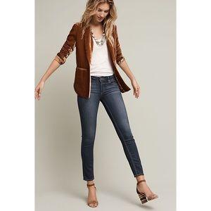 {Paige} Skyline Mid-Rise Skinny Jeans